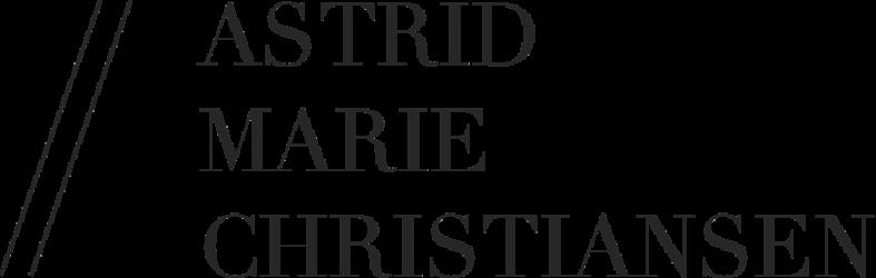 // Astrid Marie Christiansen